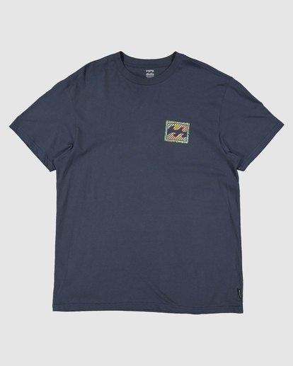 10 Nosara Short Sleeve Tee Blue 9508017 Billabong
