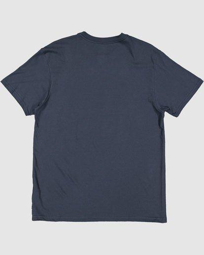 8 Scenic Short Sleeve Tee Blue 9508023 Billabong