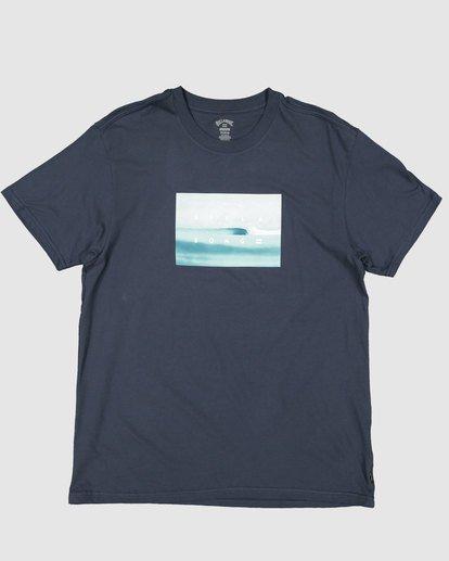 7 Scenic Short Sleeve Tee Blue 9508023 Billabong