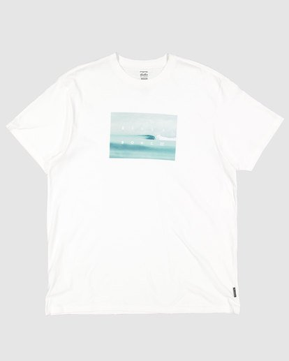 7 Scenic Short Sleeve Tee White 9508023 Billabong