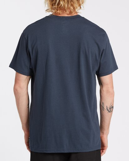 1 Scenic Short Sleeve Tee Blue 9508023 Billabong