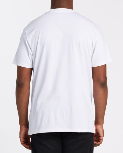 1 Scenic Short Sleeve Tee White 9508023 Billabong