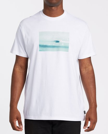 0 Scenic Short Sleeve Tee White 9508023 Billabong