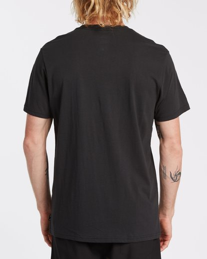 2 Spinner Tee Black 9508026 Billabong