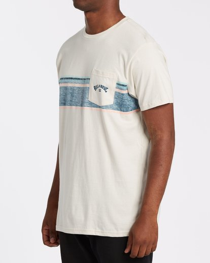 1 Spinner Tee Brown 9508026 Billabong