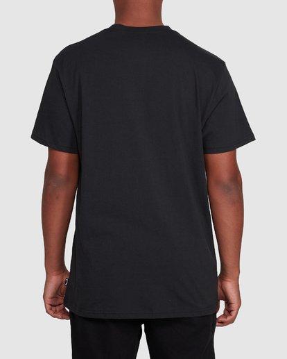 3 Dr. Suess Short Sleeve Tee Black 9508060 Billabong