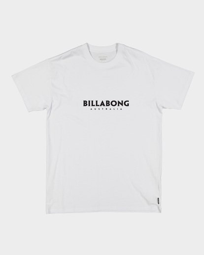4 Smithed Tee White 9508080 Billabong