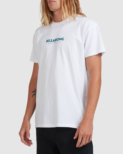 1 Smithed Tee White 9508080 Billabong