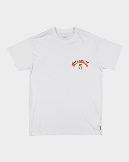 4 NT STATE MATE TEE White 9508090 Billabong