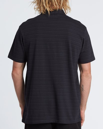 2 Standard Polo Shirt Black 9508144 Billabong