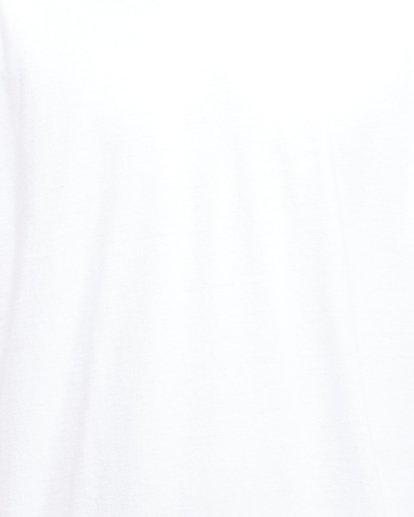 5 Fold Em Long Sleeve Tee White 9508170 Billabong