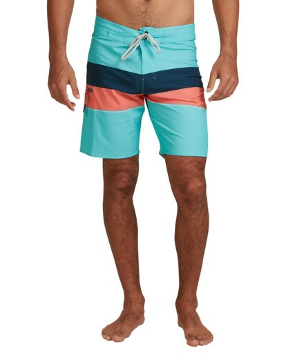 2 Momentum Airlite Boardshorts Blue 9508403 Billabong