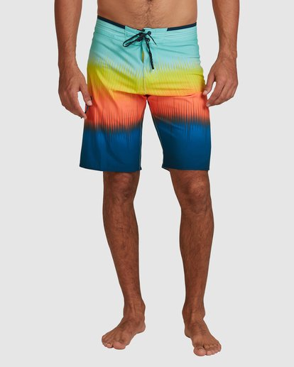 2 Fluid Airlite Boardshorts Grey 9508404 Billabong