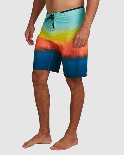 3 Fluid Airlite Boardshorts Grey 9508404 Billabong