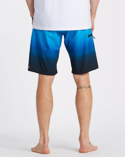 4 Fluid Airltie Boardshorts Blue 9508404 Billabong