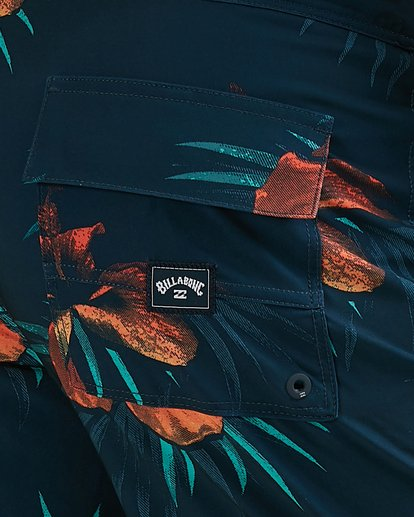 7 Sundays Pro Boardshorts Purple 9508406 Billabong