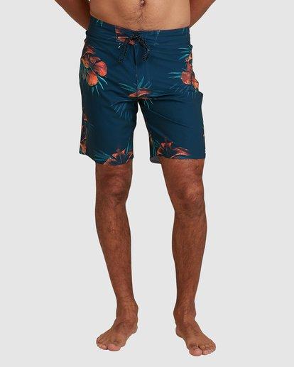 3 Sundays Pro Boardshorts Purple 9508406 Billabong