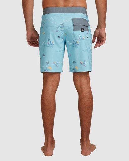 5 Sundays Pro Boardshorts Blue 9508406 Billabong