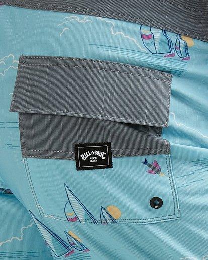 6 Sundays Pro Boardshorts Blue 9508406 Billabong