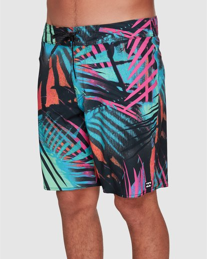 3 Sundays Pro Boardshorts Grey 9508406 Billabong