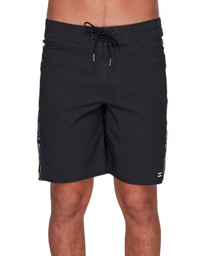 2 D Bah Pro Boardshorts Grey 9508411 Billabong