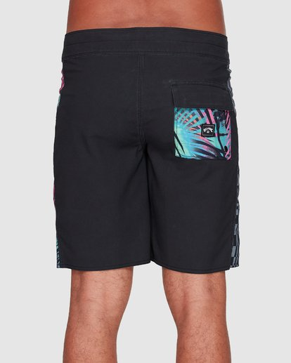 4 D Bah Pro Boardshorts Grey 9508411 Billabong