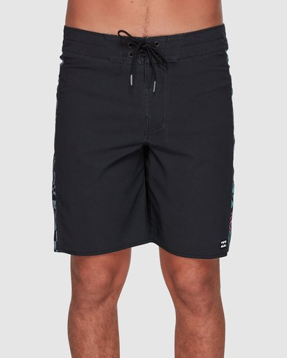 2 D Bah Pro Boardshorts Grey 9508411 Billabong