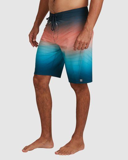 4 Fluid Pro Boardshorts Grey 9508413 Billabong