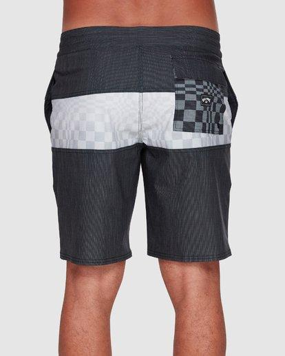 2 Tribong Lowtide Boardshorts Grey 9508419 Billabong