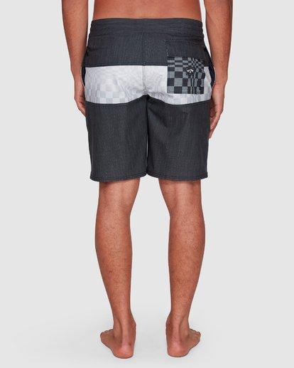 8 Tribong Lowtide Boardshorts Grey 9508419 Billabong
