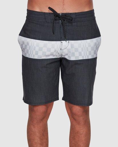 0 Tribong Lowtide Boardshorts Grey 9508419 Billabong