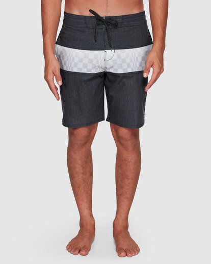 6 Tribong Lowtide Boardshorts Grey 9508419 Billabong