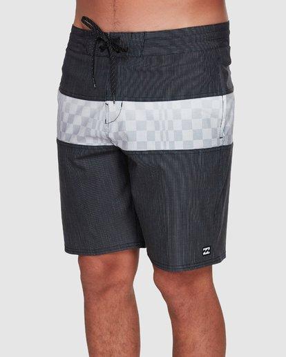 1 Tribong Lowtide Boardshorts Grey 9508419 Billabong