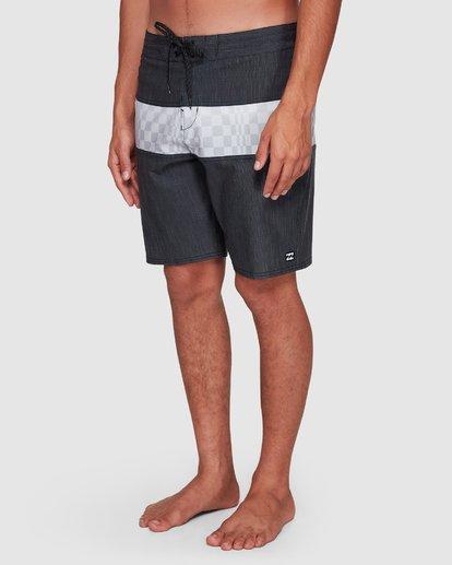 7 Tribong Lowtide Boardshorts Grey 9508419 Billabong