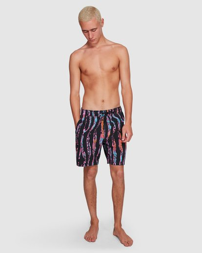 16 Sundays Layback Boardshorts Black 9508422 Billabong
