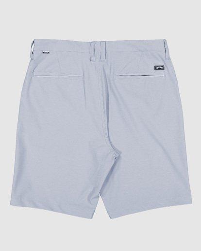 1 Crossfire Twill Shorts Grey 9508716 Billabong