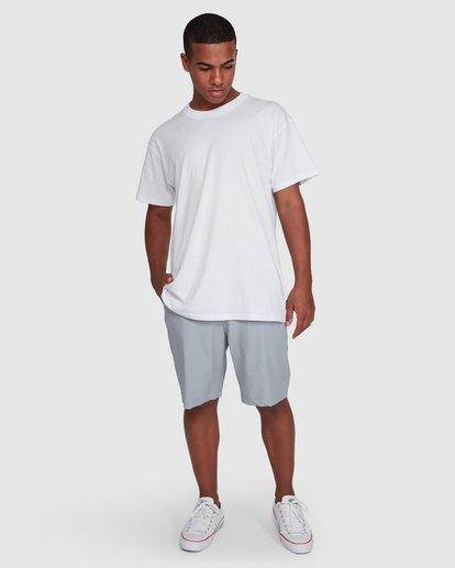 6 Crossfire Twill Shorts Grey 9508716 Billabong