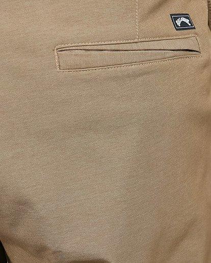 5 Crossfire Twill Shorts Grey 9508716 Billabong