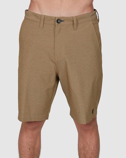2 Crossfire Twill Shorts Grey 9508716 Billabong