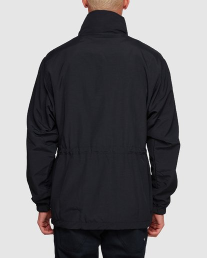 4 Gnar Reversible Jacket Black 9508900 Billabong