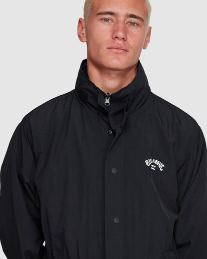 5 Gnar Reversible Jacket Black 9508900 Billabong