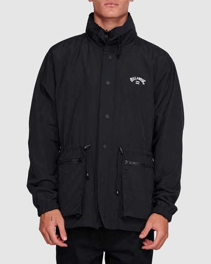 0 Gnar Reversible Jacket Black 9508900 Billabong