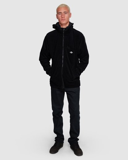 2 Gnar Reversible Jacket Black 9508900 Billabong