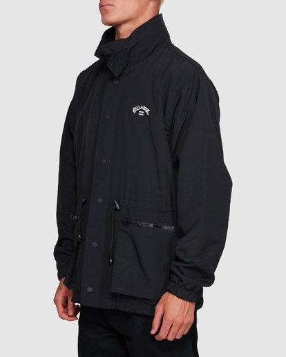 3 Gnar Reversible Jacket Black 9508900 Billabong