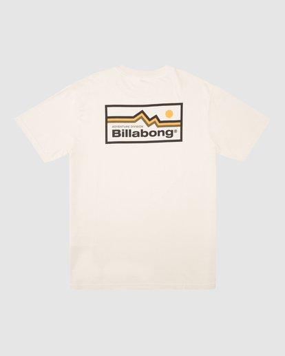 5 A/Div Denver Short Sleeve T-Shirt Blue 9513002 Billabong