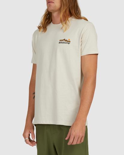 1 A/Div Denver Short Sleeve T-Shirt Blue 9513002 Billabong