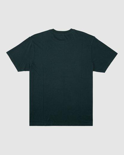 6 Wrangler Sleepwalker Short Sleeve Tee Green 9513019 Billabong