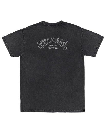 5 Core Arch Short Sleeve Tee Black 9513021 Billabong