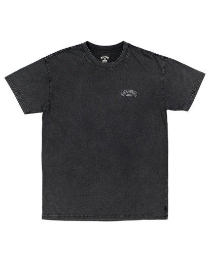 4 Core Arch Short Sleeve Tee Black 9513021 Billabong