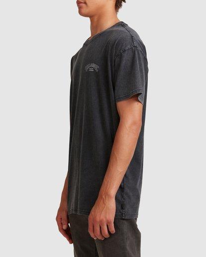1 Core Arch Short Sleeve Tee Black 9513021 Billabong